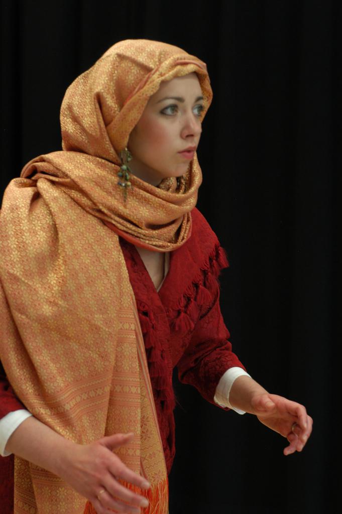 Lizzie Muncey as Madame Valerian