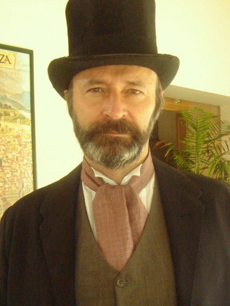 Robert Jezek as George Hayton