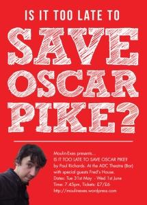 Oscar Pike Poster